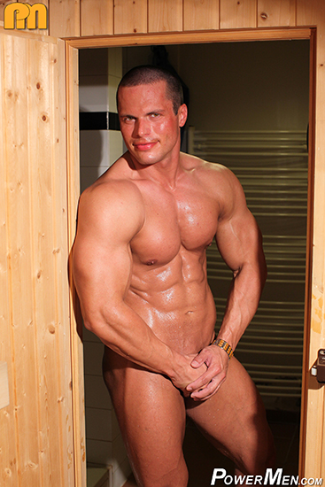 Bodybuilders gay naked lads mp4