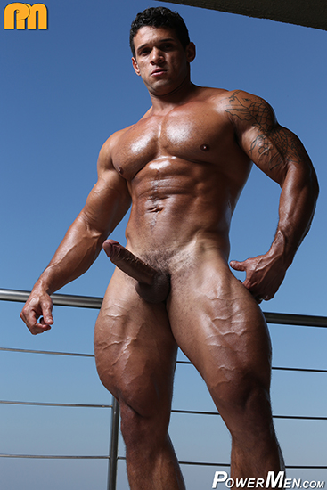 With muscle nude men porn